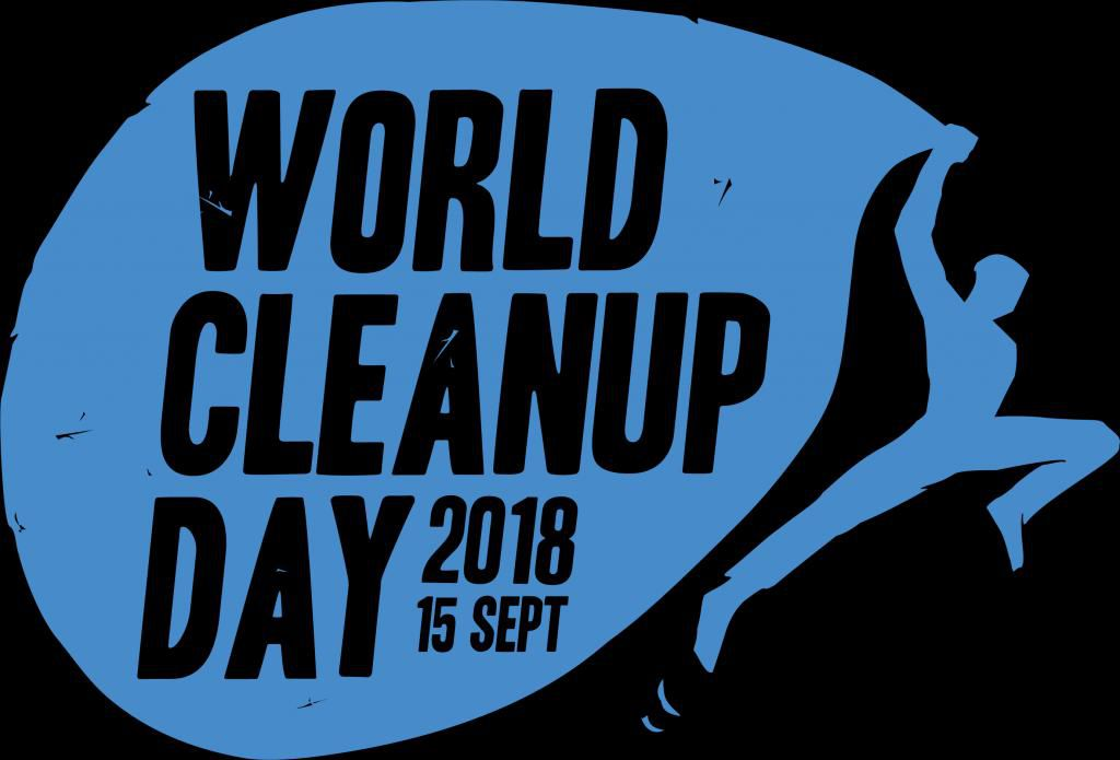 Plastindustrien deltager i  World Cleanup Day